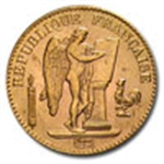 France Gold Coins (2001 & Prior)
